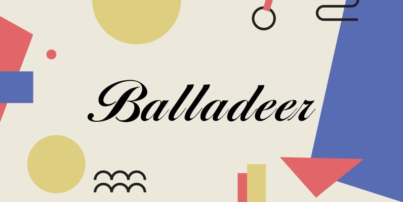 Balladeer