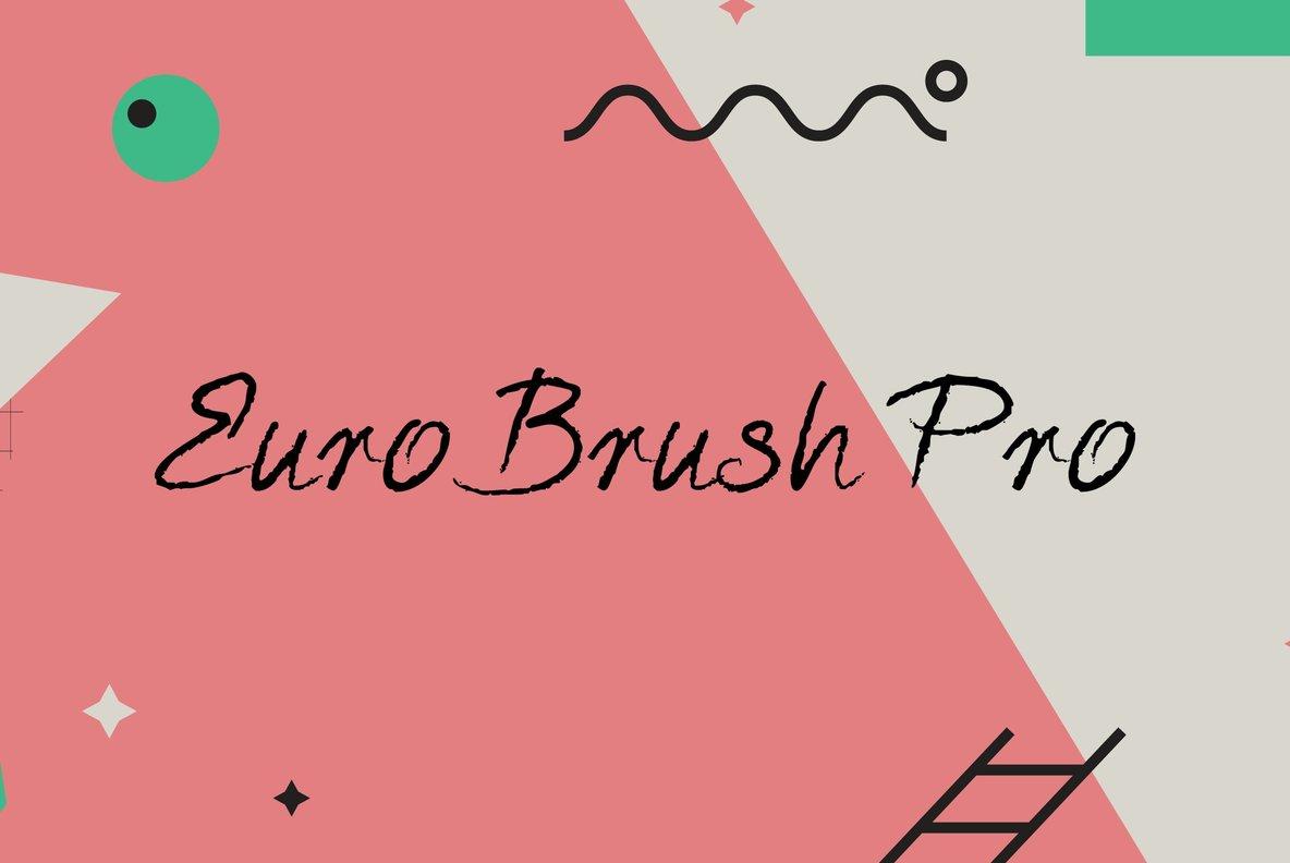 EuroBrush Pro