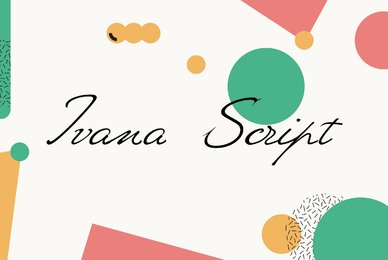 Ivana Script