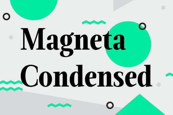 Magneta Condensed