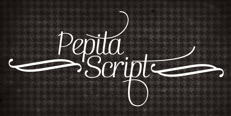Pepita Script