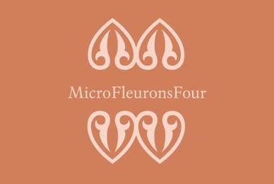 Micro Fleurons Four