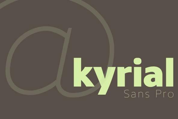 Kyrial Sans Pro