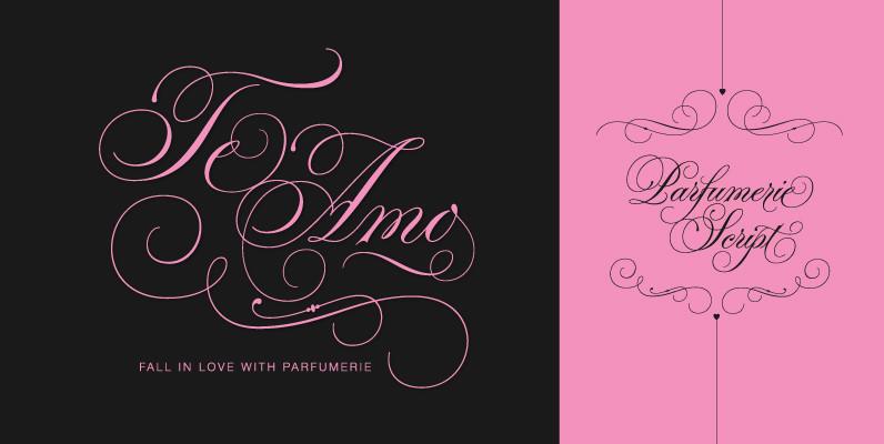 Parfumerie Script