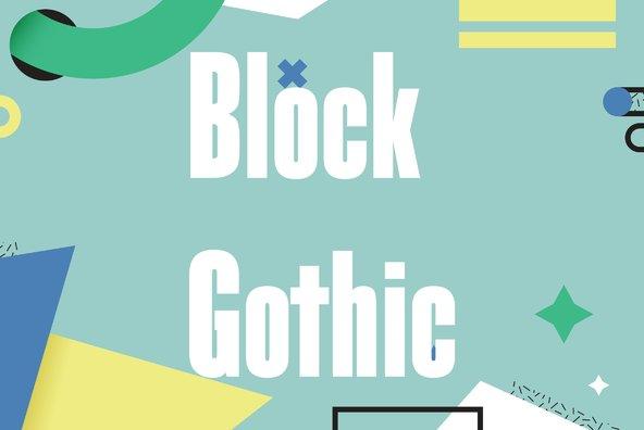 Block Gothic