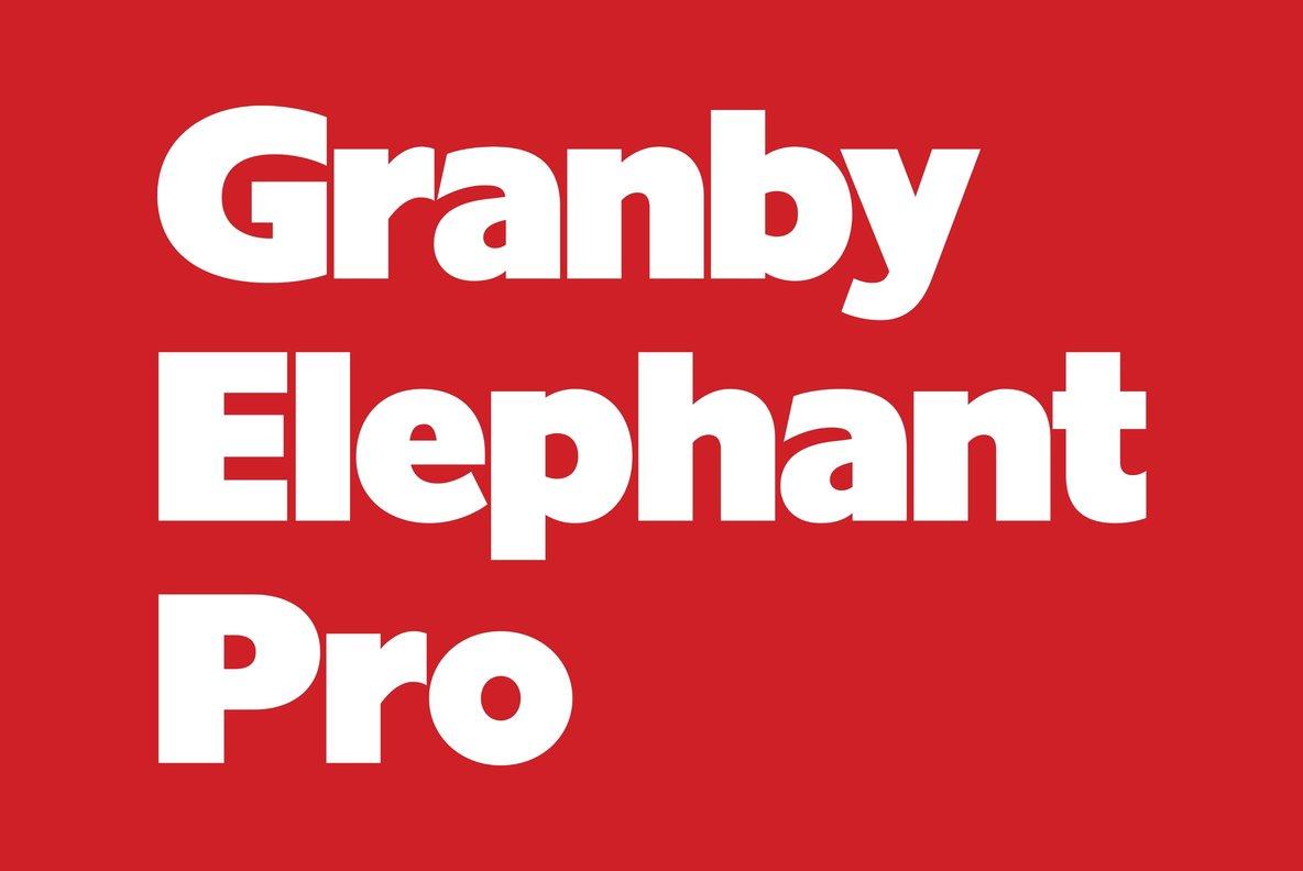 Granby Elephant Pro