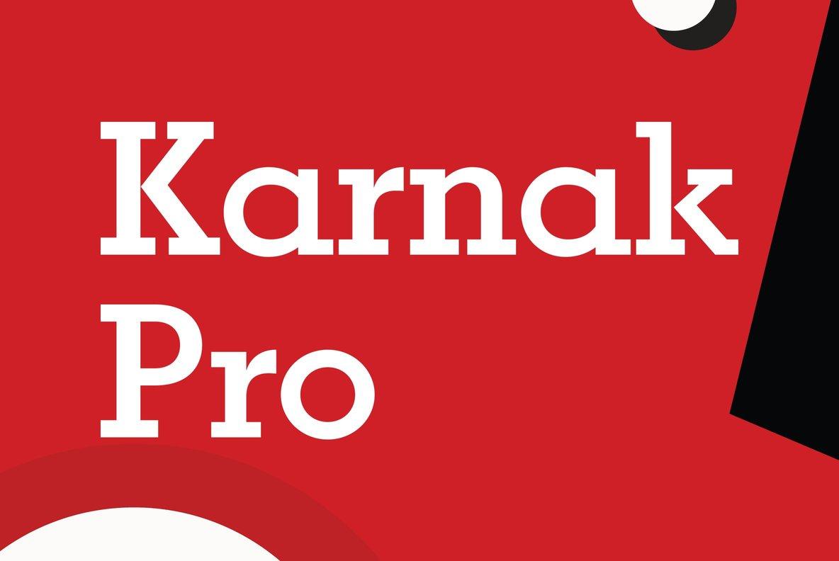 Karnak Pro