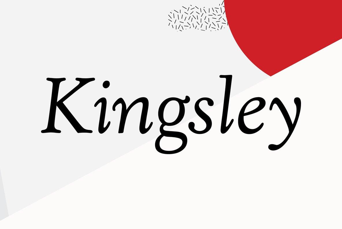 Kingsley