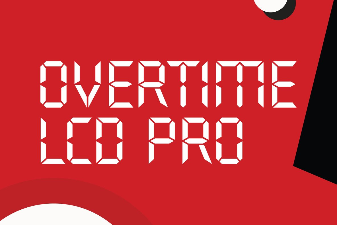 Overtime LCD Pro