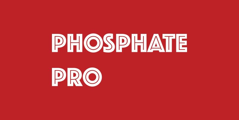 Phosphate Pro