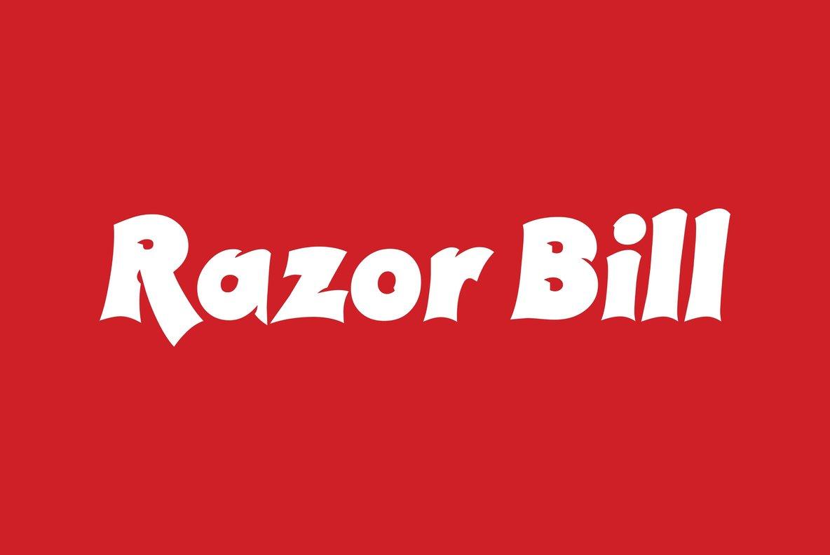 Razor Bill