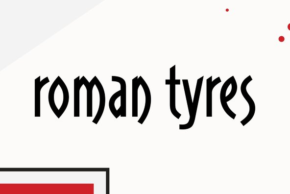 Roman Tyres