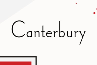 Canterbury Old Style