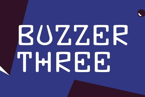 Buzzer Three