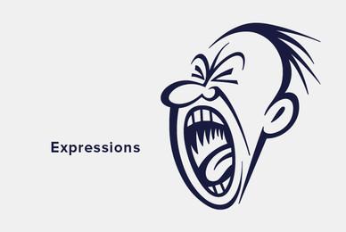 Design Font Expressions