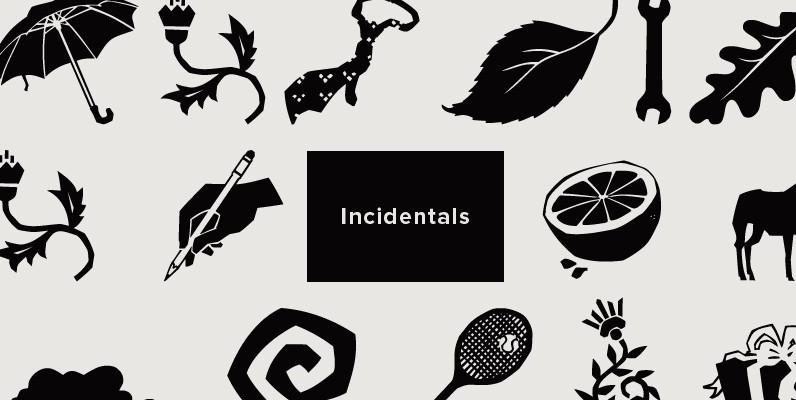 Design Font Incidentals