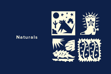 Design Font Naturals