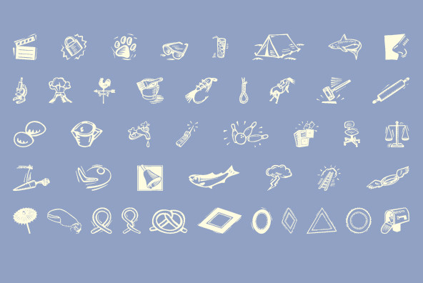 Design Font Organics IIA