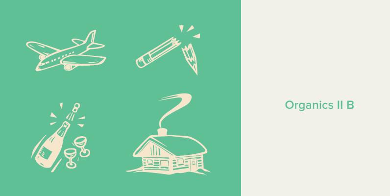 Design Font Organics IIB
