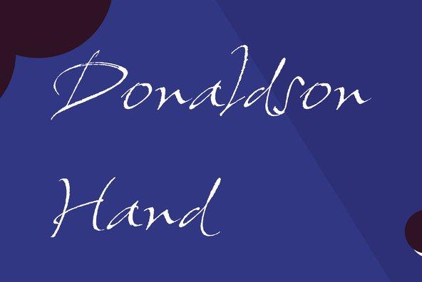 Donaldson Hand
