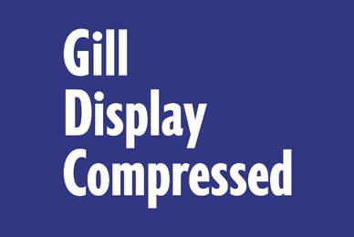 Gill Display Compressed