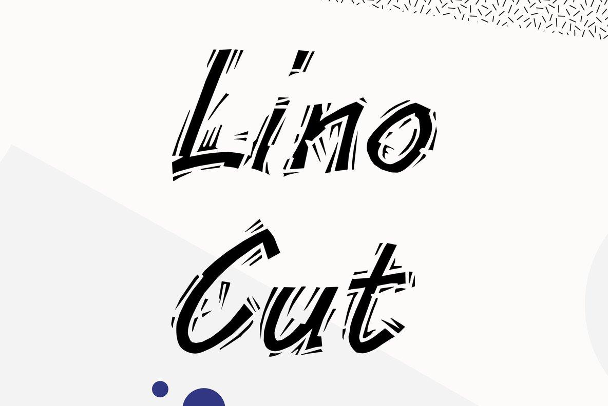 Lino Cut