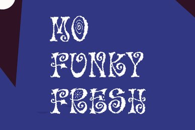 Mo  Funky Fresh