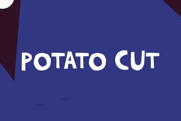 Potato Cut