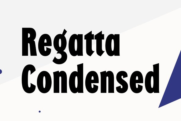 Regatta Condensed