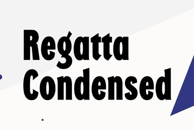 Regatta Condensed