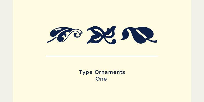 Design Font Type Embellishments 1