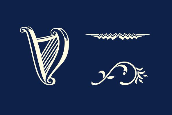 Design Font Type Embellishments 2