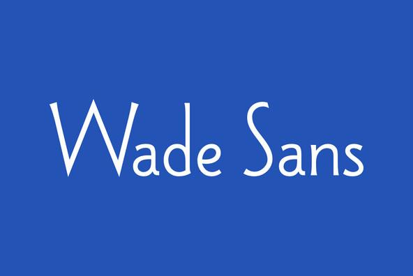 Wade Sans Light