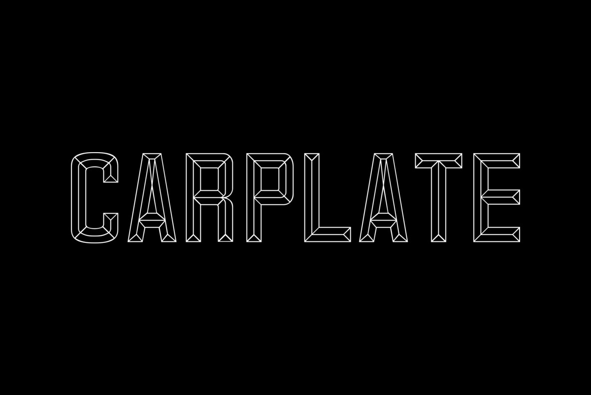 Carplate