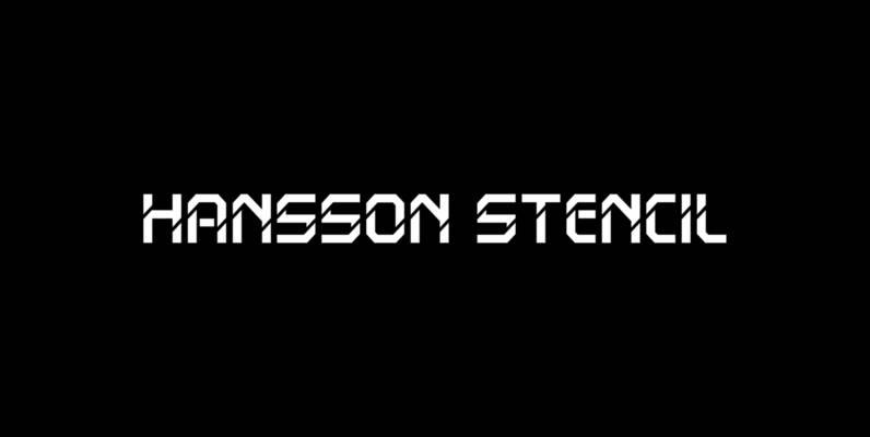 Hansson Stencil