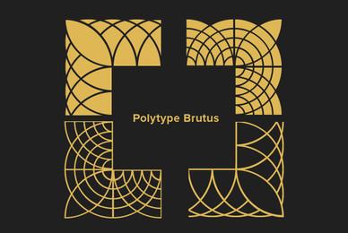 Polytype Brutus I Frames
