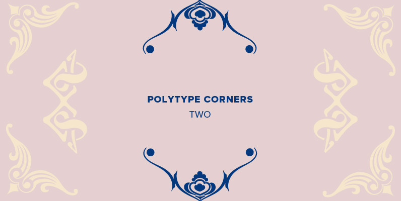Polytype Corners Two