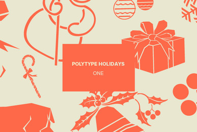 Polytype Holidays One