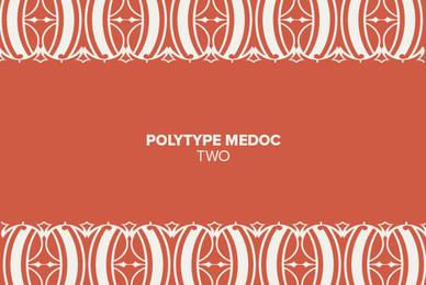 Polytype Medoc II Frames