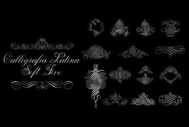 Calligraphia Latina Soft Five