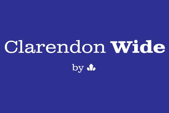 Clarendon Wide