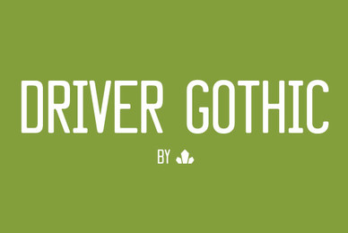 Driver Gothic