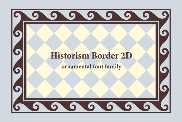 Historism Border 2D