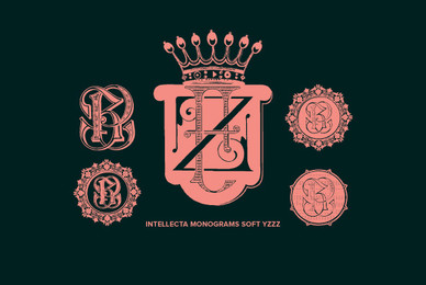 Intellecta Monograms Soft
