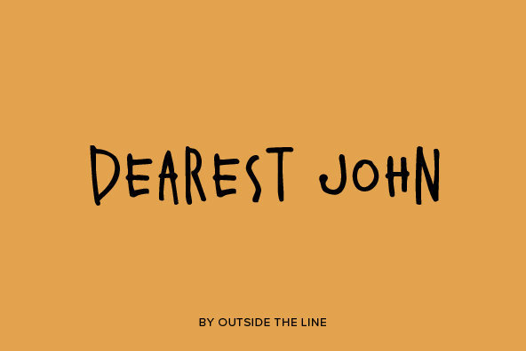 Dearest John
