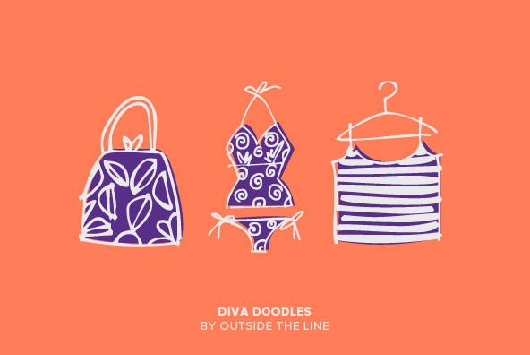 Diva Doodles