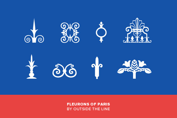 Fleurons of Paris