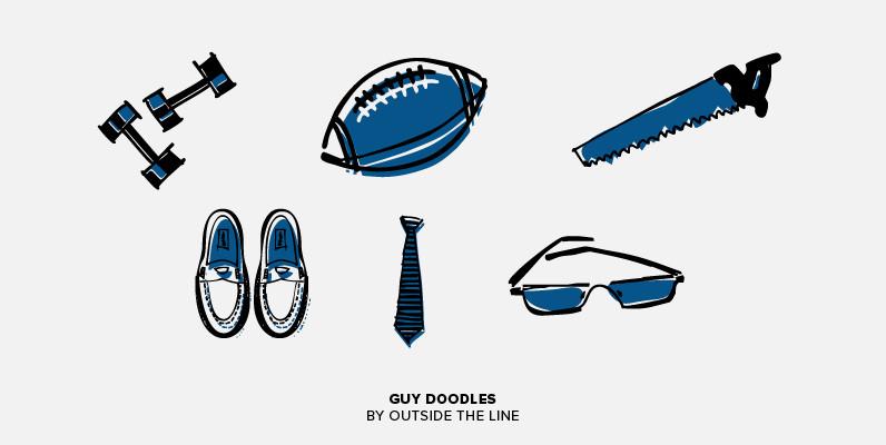 Guy Doodles