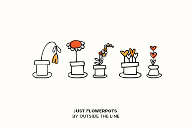Just Flower Pots