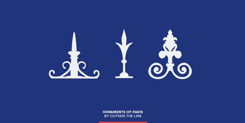 Ornaments of Paris